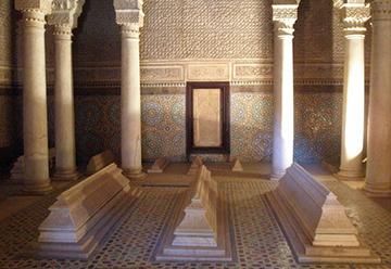 Las tumbas saadianas